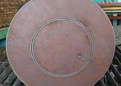 Brennschneiden Ringe